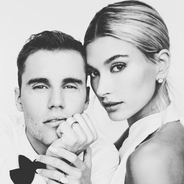Hailey and Justin Bieber's wedding jewellery has been revealed