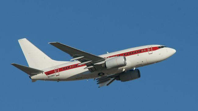 An unmarked Janet Boeing 737-600. Picture: Wikipedia