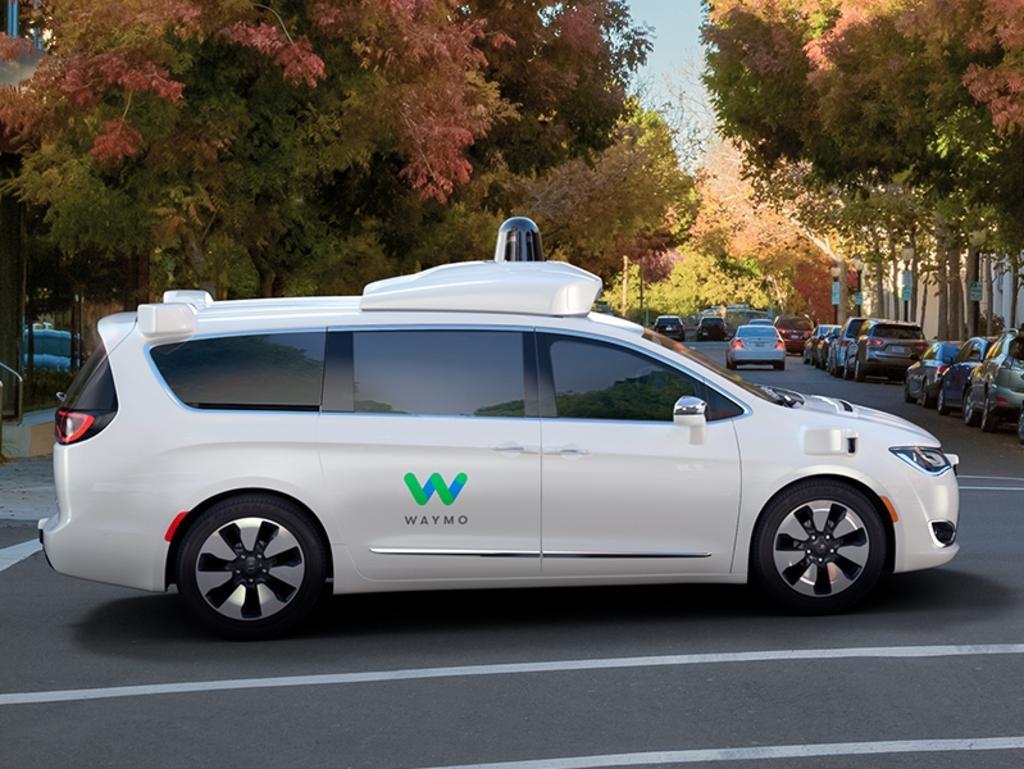 Alphabet, Google's parent company, also owns the Waymo self-driving car company.