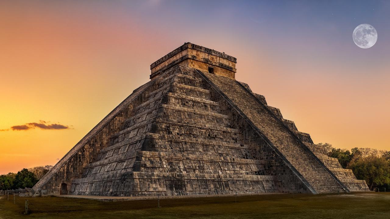 Mexico has more pyramids than Egypt.