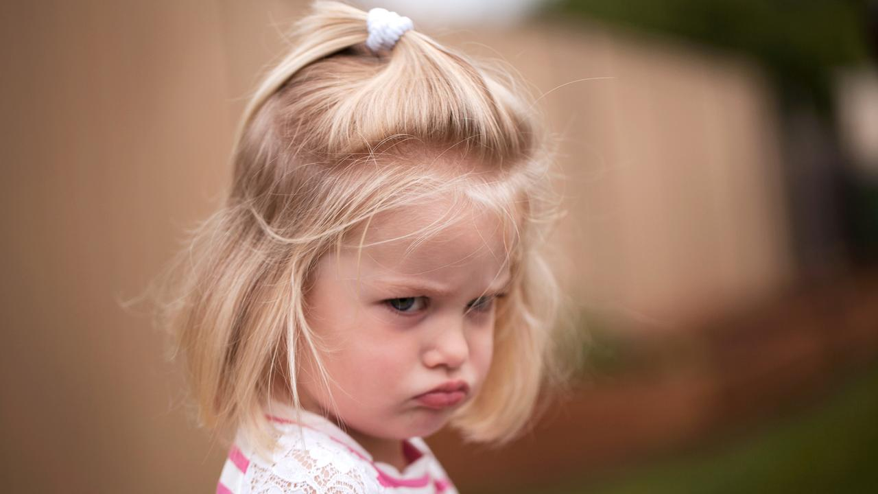 You may have had tantrums as a toddler, but do you want a photo of a tantrum online for the world to see forever? Picture: iStock
