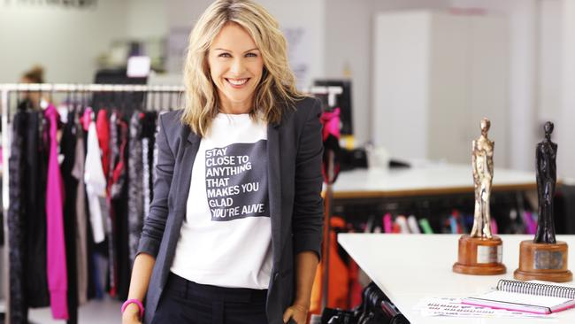 Lorna Jane Clarkson is the founder and CCO of activewear brand Lorna Jane.