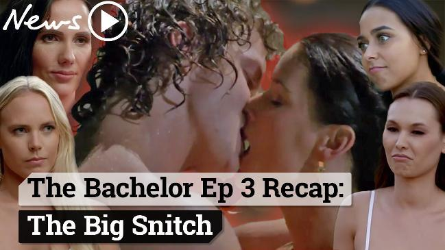 The Bachelor Episode 3 Recap: The Big Snitch
