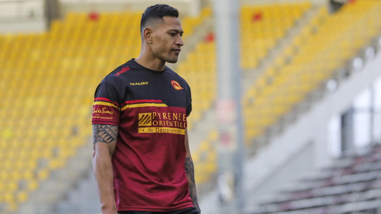 Israel Folau's rugby league return has caused objections from a number of Super League clubs.