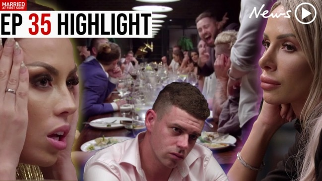 MAFS 2020 Episode 35 Highlight: Reunion Dinner Of Doom