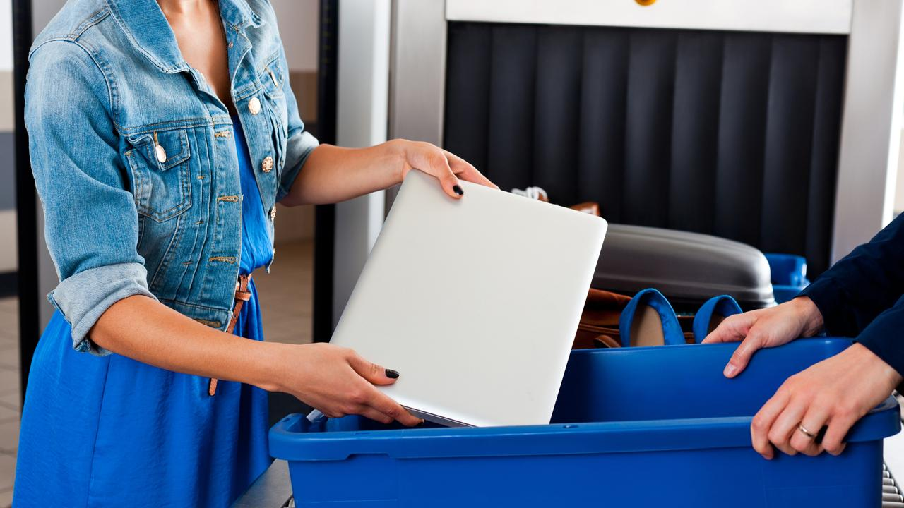 Hate going through your bags to remove a laptop at the airport security desk? It might now be a thing of the past.