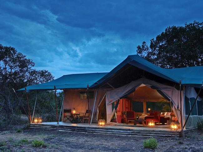 KENYA 7-DAY PACKAGE, $6695 Go on safari in Kenya and save $775 per person when you pay from $6695 for a six-night adventure. Spend three nights in the Laikipia region where you can go game viewing, mountain biking, canopy walking and visit a chimpanzee sanctuary, before heading to the Masai Mara for three nights for more game drives and walking safaris. Price includes all transfers by road and air, all meals, safari activities and more. encompassafrica.com.au