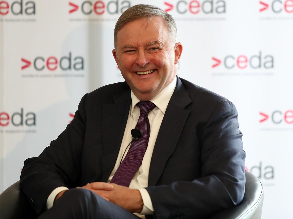 Opposition Leader Anthony Albanese has a key quality other leaders lack. Picture: AAP Image/Gary Day