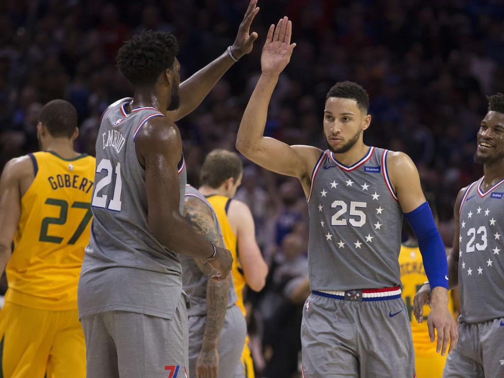 Ben Simmons hasn't committed to the Boomers.