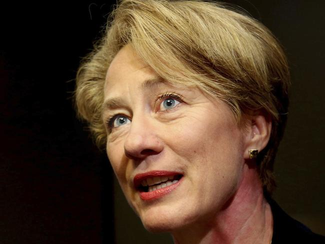 Alice Wells, the US's top diplomat for South Asia. Picture: AP