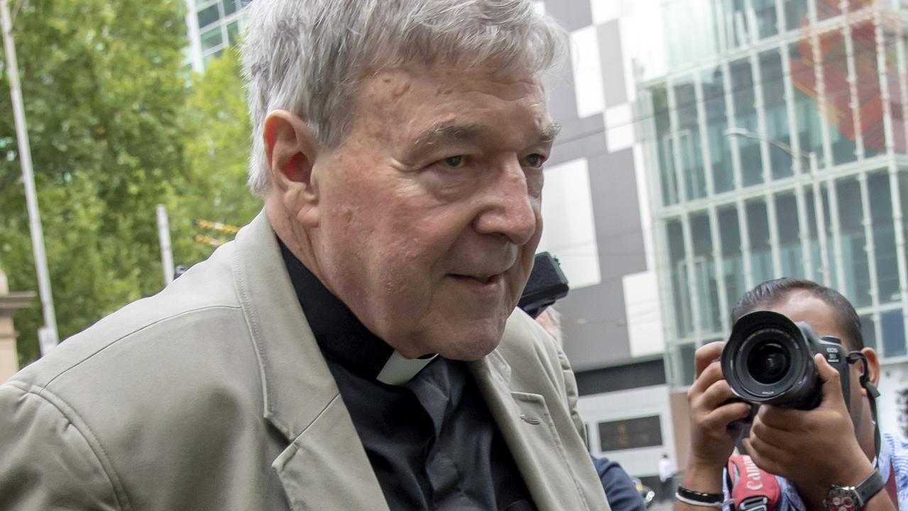 Cardinal George Pell will walk free. Picture: AP Photo/Andy Brownbill