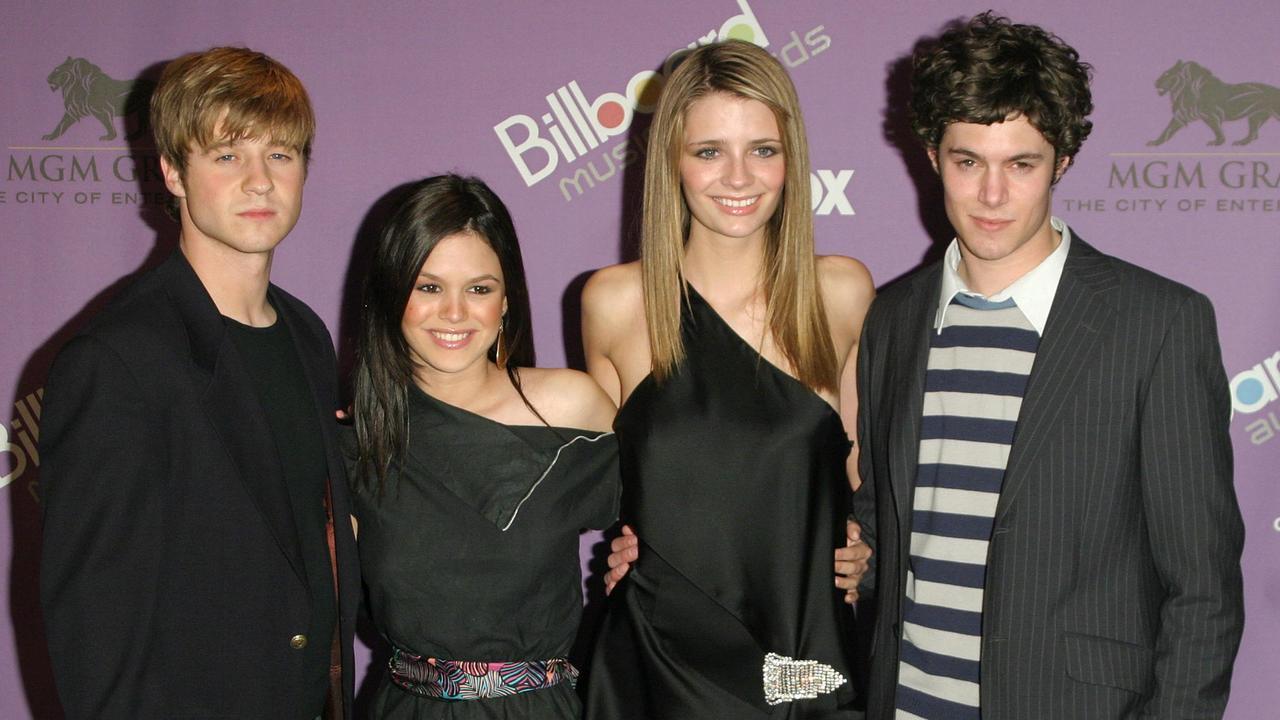 Cast of The O.C. during The 2003 Billboard Music Awards. Picture: J. Merritt/FilmMagic