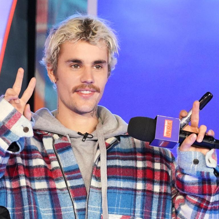 Bieber opens up about the dark side of fame in a new doco. Picture: Cindy Ord/Getty Images for MTV