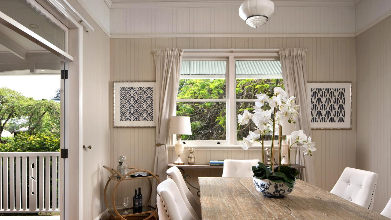 Inside the house at 32 Joynt St, Hamilton, which is for sale. Picture: Place Estate Agents.