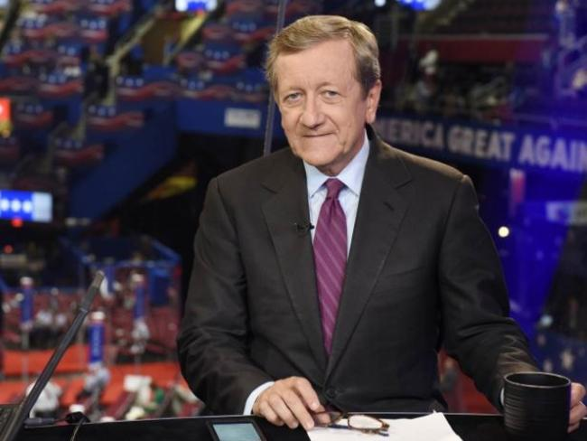 US ABC reporter Brian Ross was suspended for an error in a report about Donald Trump.  Picture:  ABC
