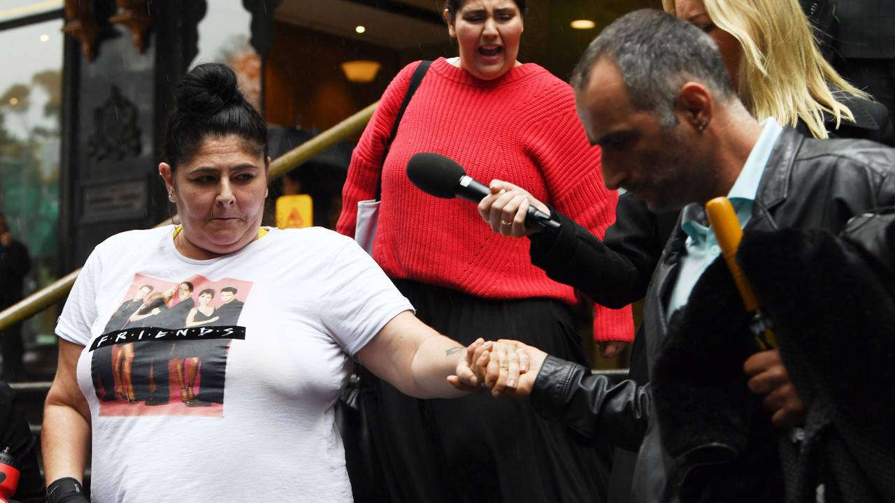 Alison Christie Mains, 41, who fraudulently claimed $209,000 in parenting payments despite her daughter being dead for years has received a good behaviour bond. Picture: Dean Lewins/AAP