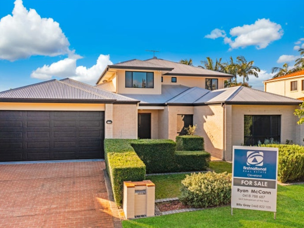 A buyers stuck in Singapore bought this Cleveland, QLD home.