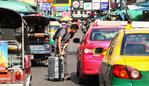 Khaosan road is the most famous travel destination for backpackers in Thailand.