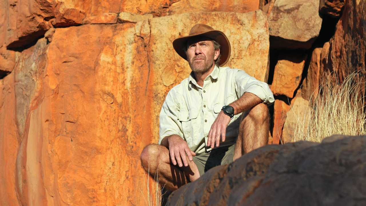Outback Legend Is On The Road And Our Screens Again The Courier Mail