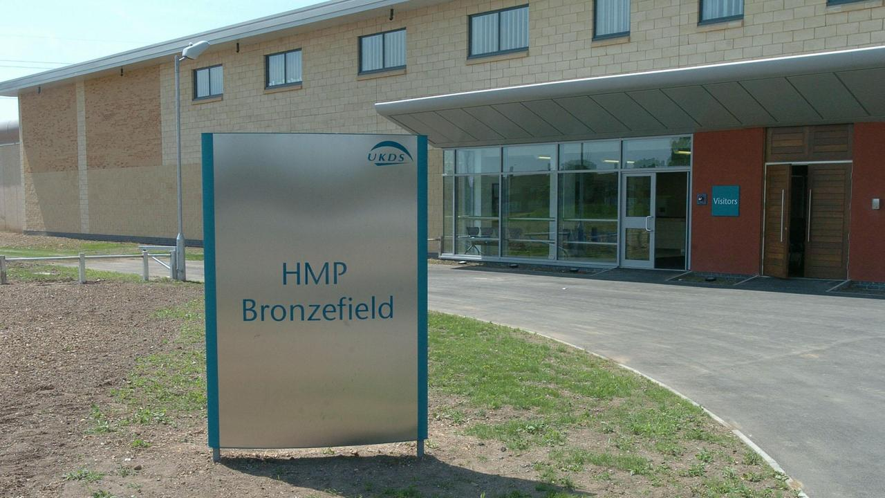 A general view of the HMP Bronzefield women's prison in Ashford. (Photo by Tim Ockenden – PA Images/PA Images via Getty Images)