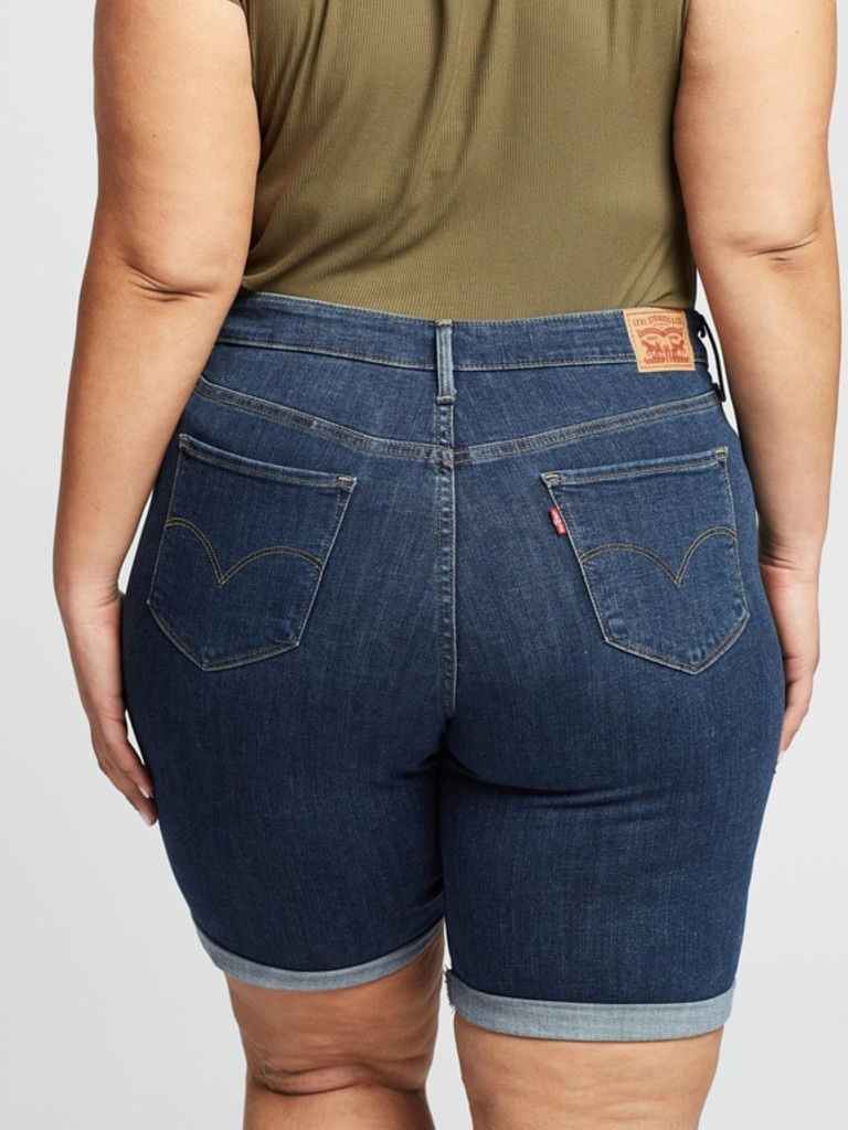 They are made of super-stretch cotton.