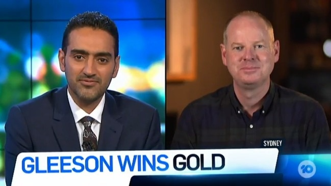 Waleed Aly's awkward grilling of Tom Gleeson (The Project)
