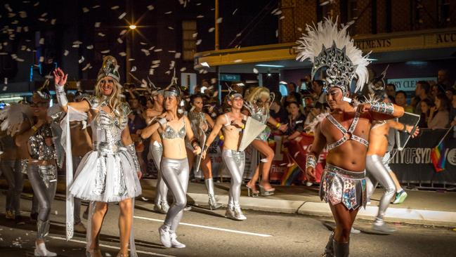 Monica is no stranger to Sydney's Gay and Lesbian Mardi Gras. Picture: iStock.