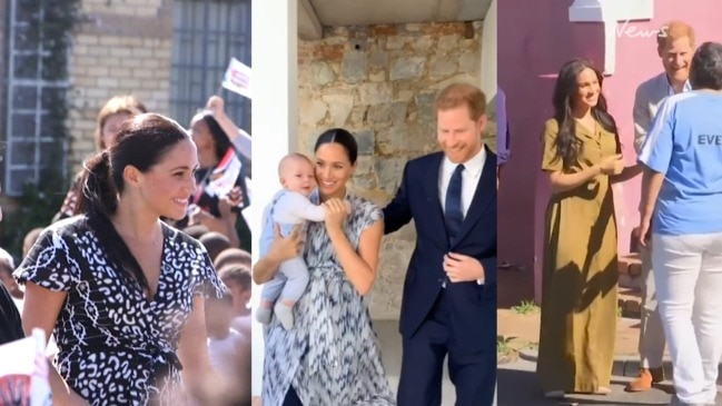Meghan Markle's simple outfit that sparked mass sales in 2019
