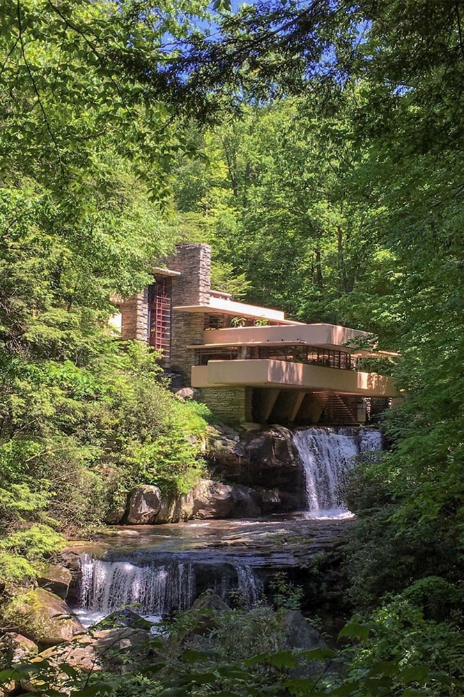 8 Frank Lloyd Wright sites have made the UNESCO World Heritage List