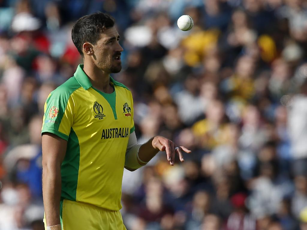 Mitchell Starc has done something incredible.