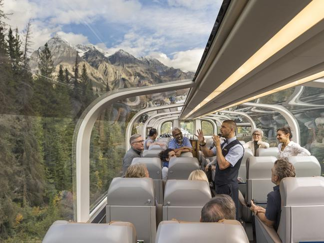 ROCKY MOUNTAINEER, CANADA: The perfect train journey for those who don't fancy sleeping on board, The Rock Mountaineer is unique in that rather than accommodating guests in sleeper cars, it simply delivers them to a different luxurious hotel each night. And The Rock Mountaineer experiences keep getting grander and more thrilling, with one of its new itineraries in 2019 seeing guests arrive via helicopter for a guided heli-hiking expedition through the Cariboo Mountains to join the famous train.  rockymountaineer.com
