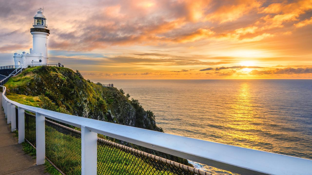 Byron Bay: 'The country's biggest d*ckhead magnet'. Picture: iStock