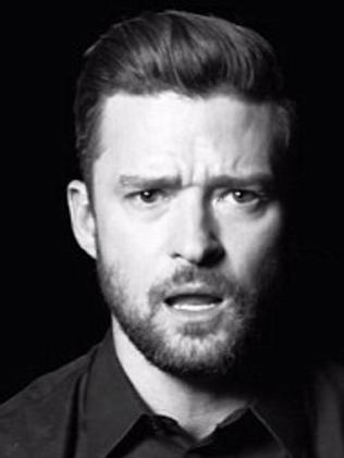 Justin Timberlake was an original Black Eyed Peas contributor. Picture: ATTN