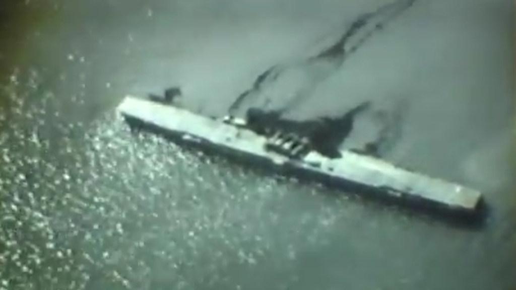 Bikini atoll nuclear test aftermath