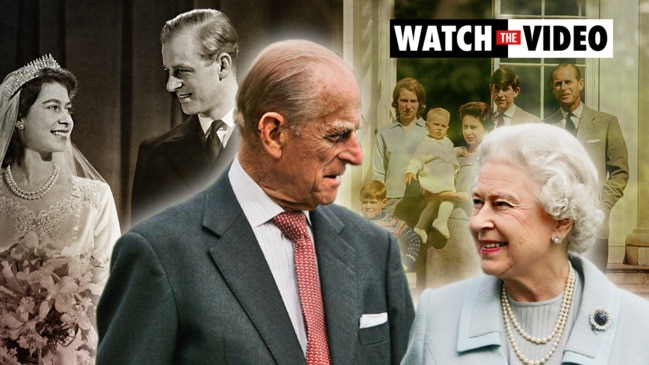 Prince Philip and Queen Elizabeth: Their secret love story