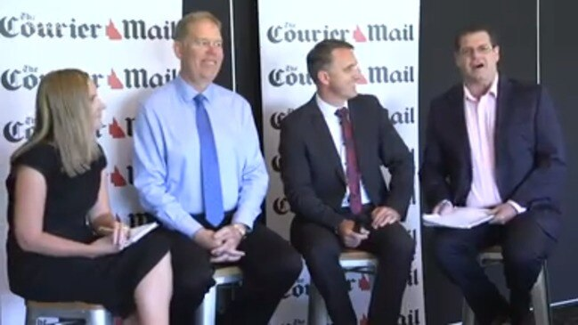 Forde candidates federal election debate