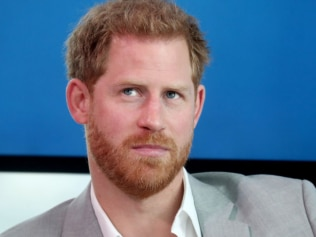 Prince Harry defended his use of private jets. Source: Getty Images