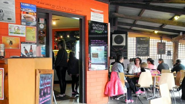 Agatha's has long been popular for its cakes and coffees but is well worth visiting for breakfast, also.