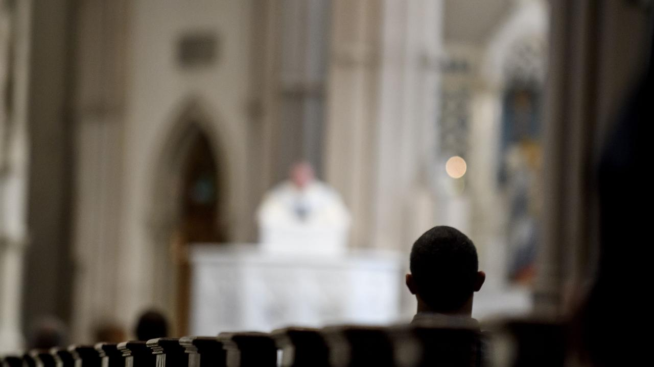 Almost 20 dioceses have filed for bankruptcy following the scandals. Picture: Jeff Swensen/Getty Images/AFP