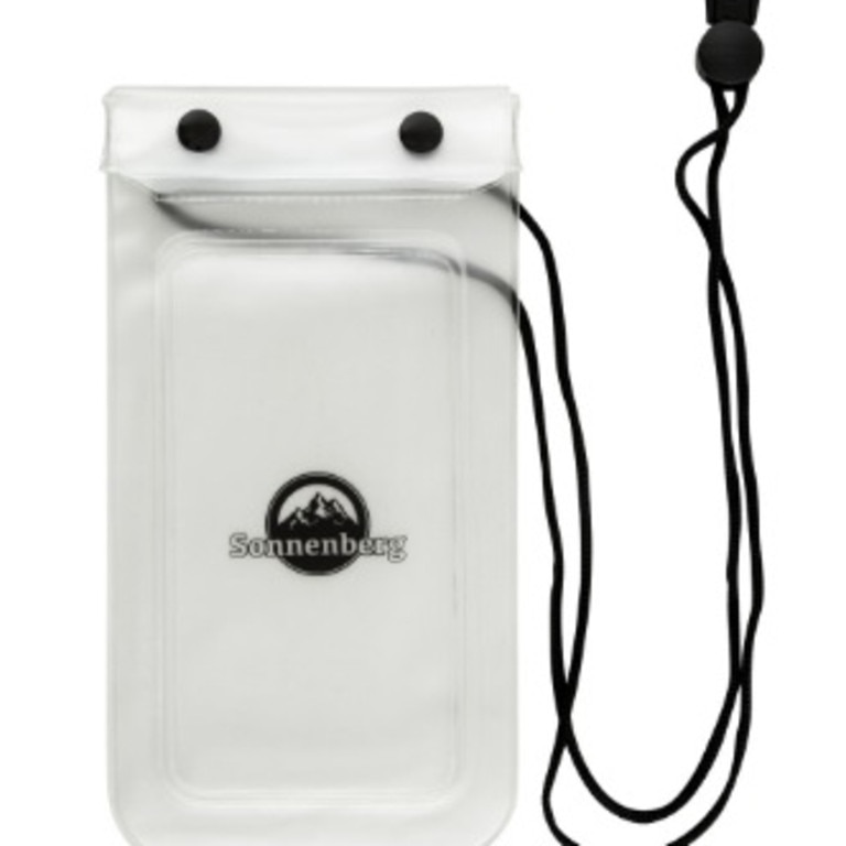 Waterproof pouch for phone and wallet