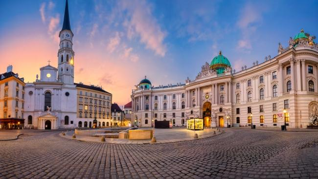 Vienna came in second on the sleep-friendly city list.