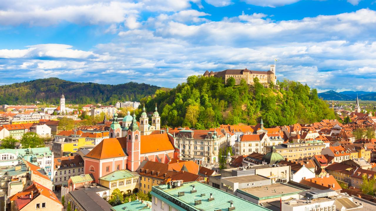 Ljubljana is Europe's best-kept secret.