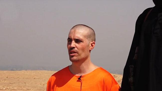 Shocking video shows journalist James Foley beheaded by ISIS militants