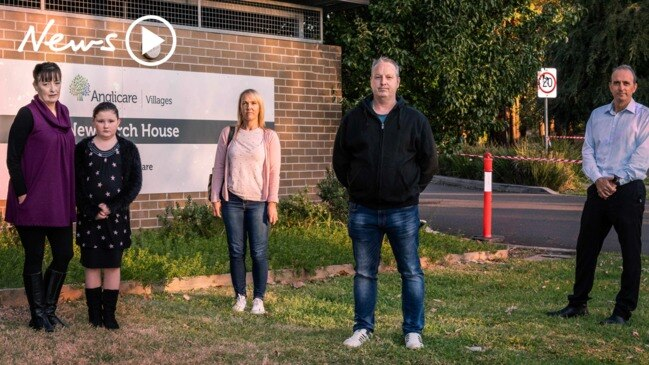 Newmarch aged care disaster: 'Ruby Princess on land'