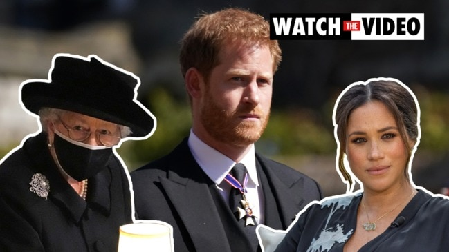 Will he, won't he? Harry's key decision before he flies home to Meghan