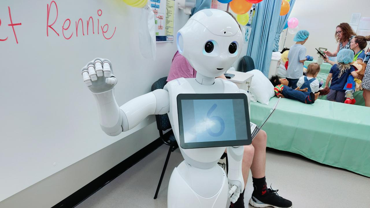 Medical assistive robots have been around for a while, but now there's a push for them to be given a more 'human' face … potentially even yours.