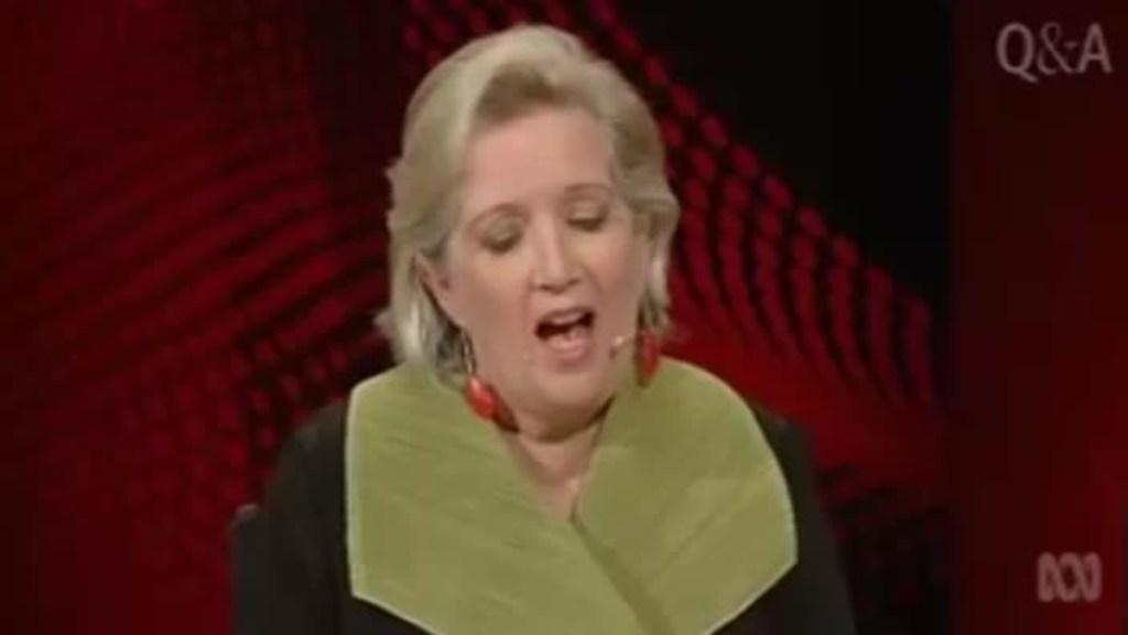 Jane Caro compares housewives to prostitution