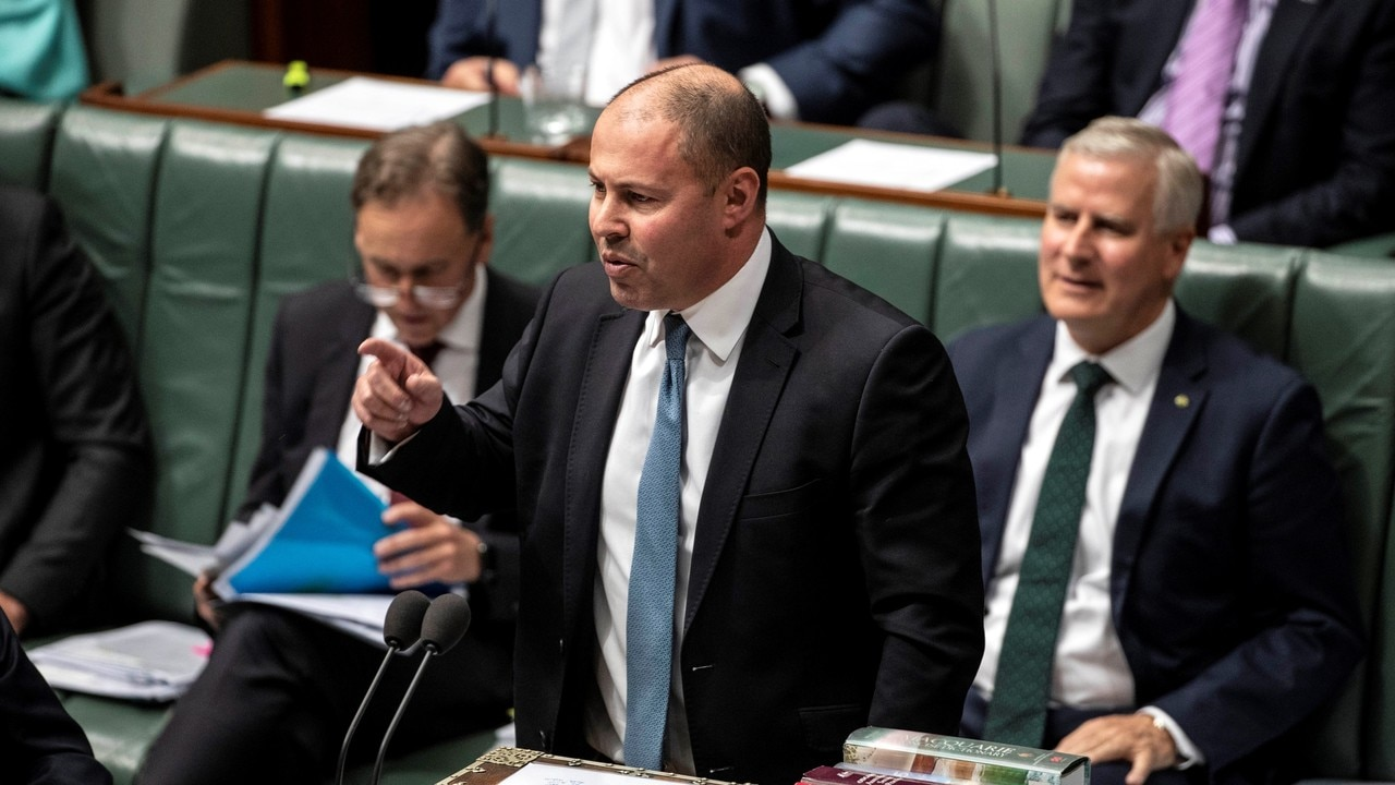 Treasurer maintains economy is 'in a position of strength'