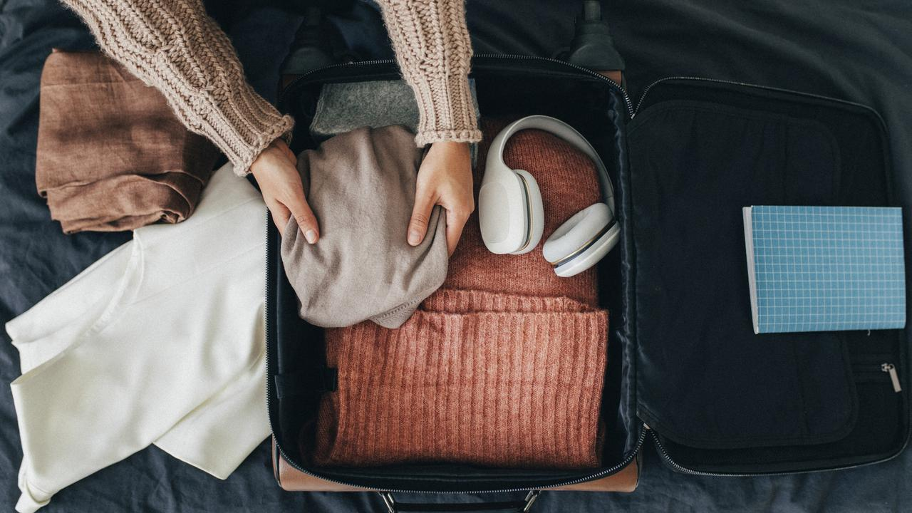 A packing expert has revealed the worst thing you can do before a holiday