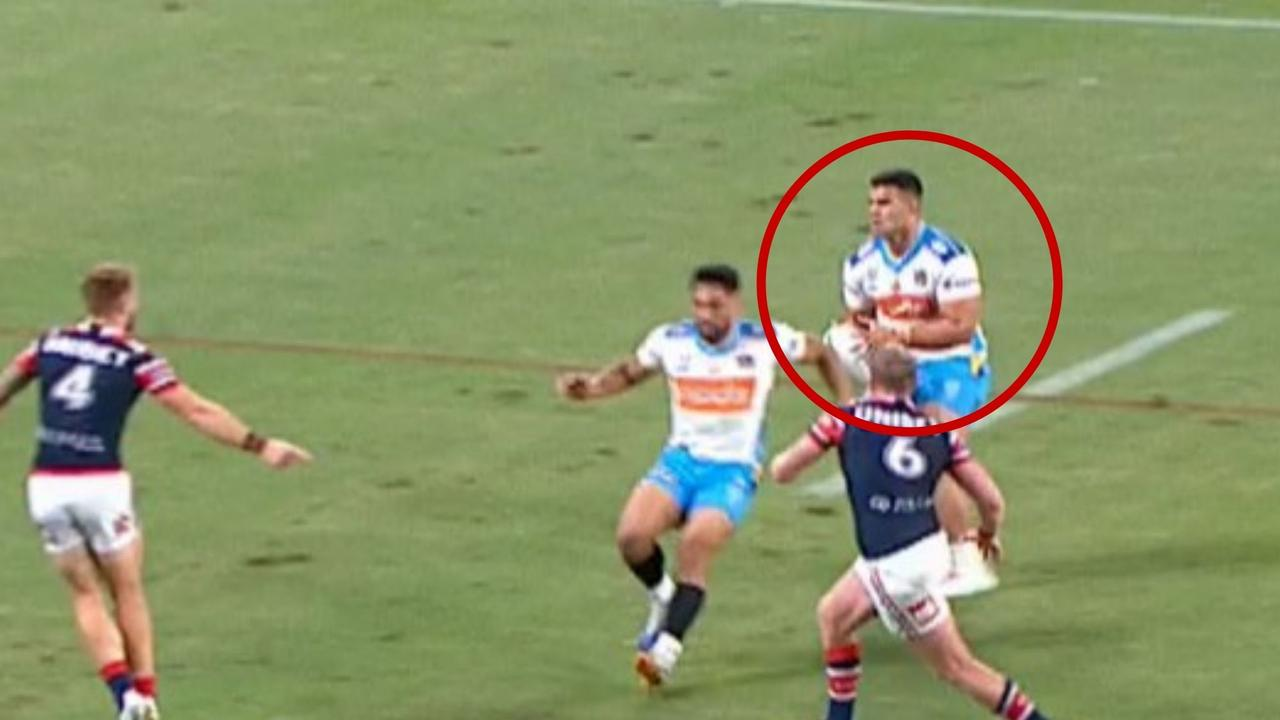 Fans and commentators think this rule needs to change. Photo: Fox League